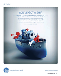 Maritime Reporter Magazine, page 17,  Apr 2014 GE