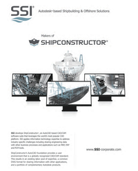 Maritime Reporter Magazine, page 2nd Cover,  Apr 2014