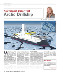 Maritime Reporter Magazine, page 20,  Apr 2014 Maritime Research Institute Netherlands