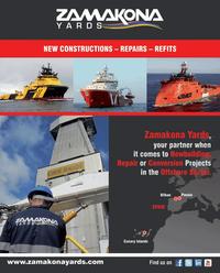 Maritime Reporter Magazine, page 21,  Apr 2014