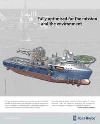 Maritime Reporter Magazine, page 1,  Apr 2014