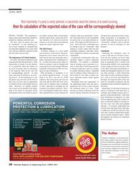 Maritime Reporter Magazine, page 28,  Apr 2014 insurance litigation