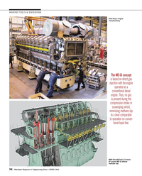 Maritime Reporter Magazine, page 34,  Apr 2014 direct gas injection