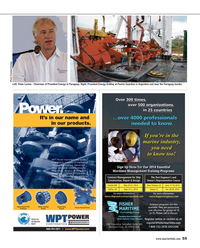 Maritime Reporter Magazine, page 55,  Apr 2014 Columbia Turnpike