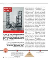 Maritime Reporter Magazine, page 58,  Apr 2014 Arabian Gulf