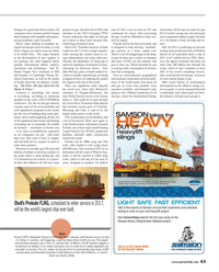 Maritime Reporter Magazine, page 3rd Cover,  Apr 2014