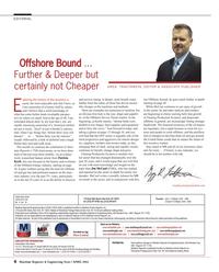 Maritime Reporter Magazine, page 6,  Apr 2014