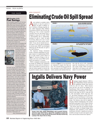 Maritime Reporter Magazine, page 10,  May 2014 Gulf of Mexico