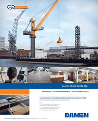 Maritime Reporter Magazine, page 11,  May 2014