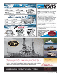 Maritime Reporter Magazine, page 15,  May 2014