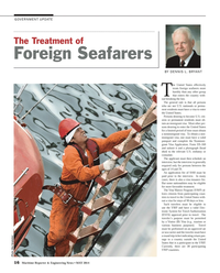 Maritime Reporter Magazine, page 16,  May 2014