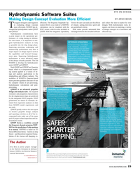 Maritime Reporter Magazine, page 19,  May 2014 Maritime Research Institute Netherlands