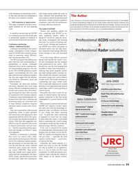 Maritime Reporter Magazine, page 21,  May 2014