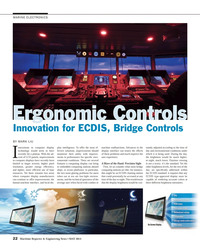 Maritime Reporter Magazine, page 22,  May 2014 greater energy effi ciency