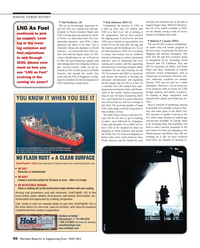 Maritime Reporter Magazine, page 46,  May 2014 Mediterranean