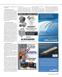 Maritime Reporter Magazine, page 47,  May 2014 James Watson