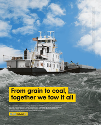 Maritime Reporter Magazine, page 3,  May 2014