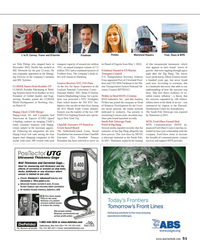 Maritime Reporter Magazine, page 51,  May 2014 Will Friedman