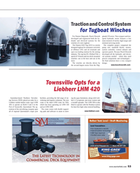 Maritime Reporter Magazine, page 53,  May 2014 fi nal solutions