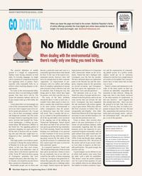 Maritime Reporter Magazine, page 8,  Jun 2014