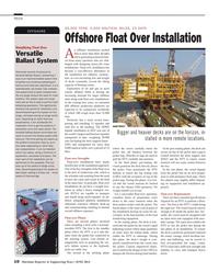 Maritime Reporter Magazine, page 10,  Jun 2014
