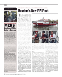 Maritime Reporter Magazine, page 14,  Jun 2014