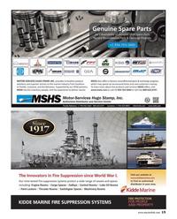 Maritime Reporter Magazine, page 15,  Jun 2014