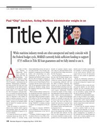Maritime Reporter Magazine, page 16,  Jun 2014