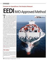 Maritime Reporter Magazine, page 18,  Jun 2014