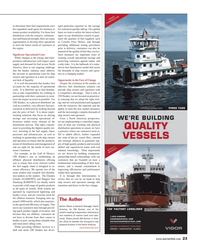 Maritime Reporter Magazine, page 23,  Jun 2014