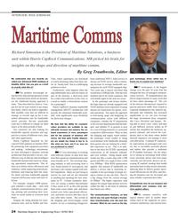 Maritime Reporter Magazine, page 24,  Jun 2014
