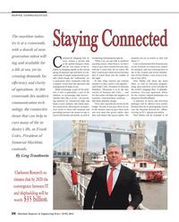 Maritime Reporter Magazine, page 26,  Jun 2014