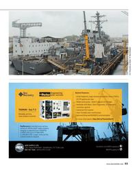Maritime Reporter Magazine, page 33,  Jun 2014