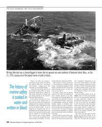 Maritime Reporter Magazine, page 40,  Jun 2014