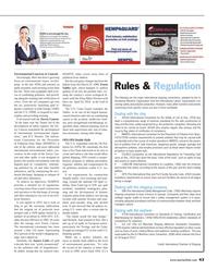Maritime Reporter Magazine, page 43,  Jun 2014 Maritime Organization