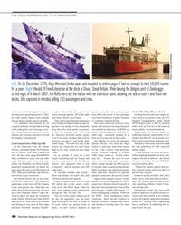 Maritime Reporter Magazine, page 44,  Jun 2014 Domenic A. Calicchio