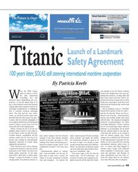 Maritime Reporter Magazine, page 45,  Jun 2014