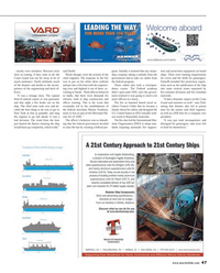 Maritime Reporter Magazine, page 47,  Jun 2014 federal merchant marine academy