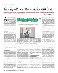 Maritime Reporter Magazine, page 62,  Jun 2014