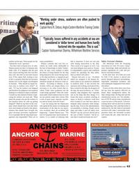 Maritime Reporter Magazine, page 63,  Jun 2014