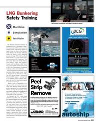 Maritime Reporter Magazine, page 65,  Jun 2014