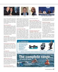 Maritime Reporter Magazine, page 67,  Jun 2014