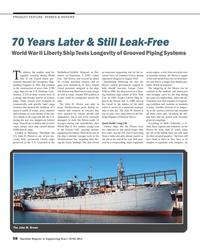 Maritime Reporter Magazine, page 68,  Jun 2014