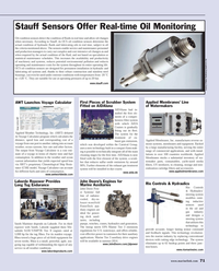 Maritime Reporter Magazine, page 71,  Jun 2014
