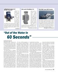 Maritime Reporter Magazine, page 73,  Jun 2014