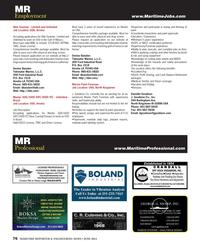 Maritime Reporter Magazine, page 76,  Jun 2014