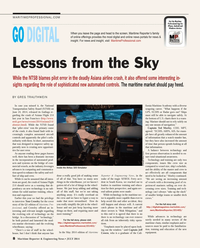 Maritime Reporter Magazine, page 8,  Jul 2014 Android