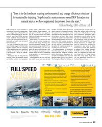 Maritime Reporter Magazine, page 13,  Jul 2014 energy effi ciency solutions