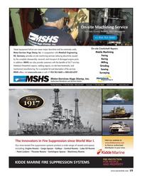 Maritime Reporter Magazine, page 15,  Jul 2014