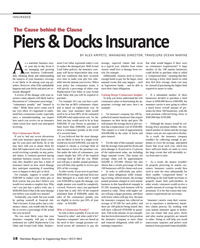 Maritime Reporter Magazine, page 18,  Jul 2014 insurance carrier